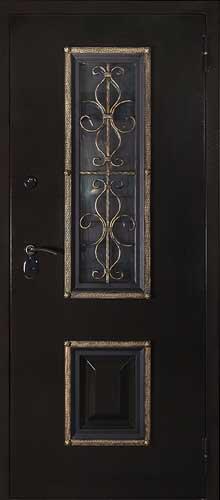 """Входная дверь """"Ковка 118"""""""