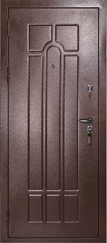 """Входная дверь """"Декор давка"""""""