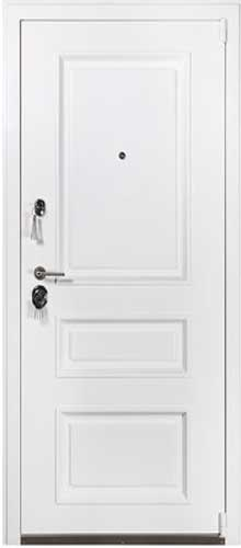 """Входная дверь """"Виктория белая"""""""