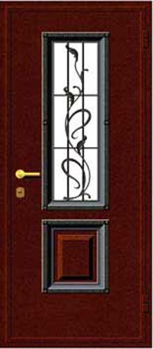 """Входная дверь """"Отделка №18"""""""