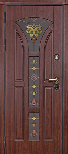 """Входная дверь """"Лотос"""""""