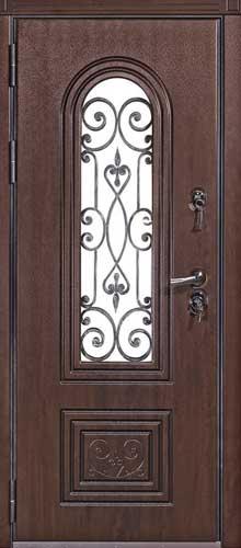 """Входная дверь """"Белуга"""""""