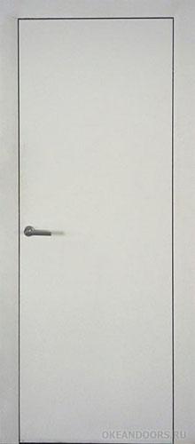 """Межкомнатная дверь """"Avorio Г под покраску"""""""