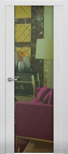 """Межкомнатная дверь """"Avorio-7"""""""