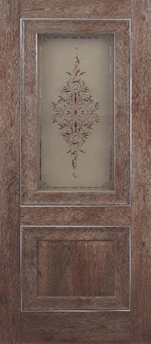 """Межкомнатная дверь """"Элит ДО граф."""""""